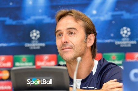 crisis y problemas del Real Madrid de Lopetegui