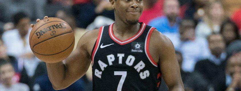 Kyle Lowry Toronto Raptors