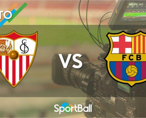 Supercopa 2018 Sevilla vs Barcelona