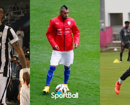 Arturo Vidal Juventus Chile Bayern