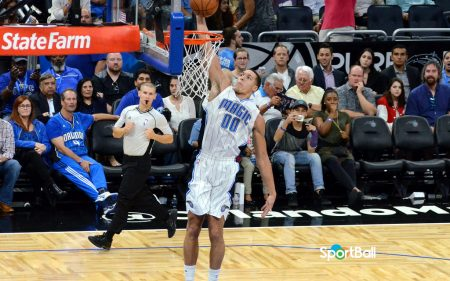 plantilla Orlando Magic 2018-19: Aaron Gordon.