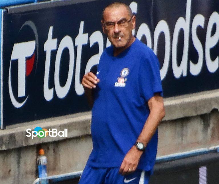 Chelsea de Sarri: ¿cómo juega?