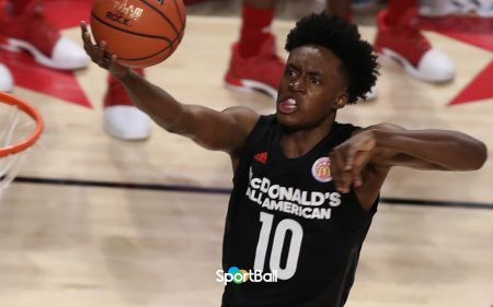 plantilla Cleveland Cavaliers 2018-19 Collin Sexton