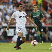 Dani Parejo Valencia 2018-19