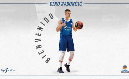 plantilla San Pablo Burgos 2018-19: Dino Randoncic