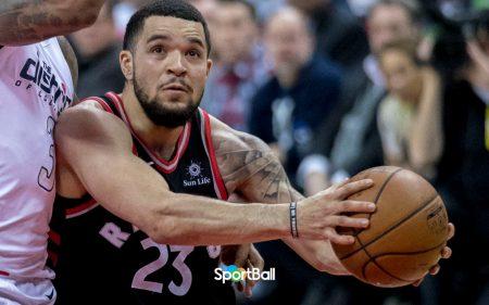 plantilla Toronto Raptors 2018-19: VanVleet