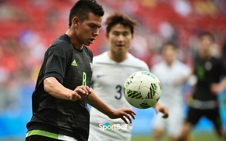 plantilla PSV Eindhoven 2018-19 Hirving Lozano