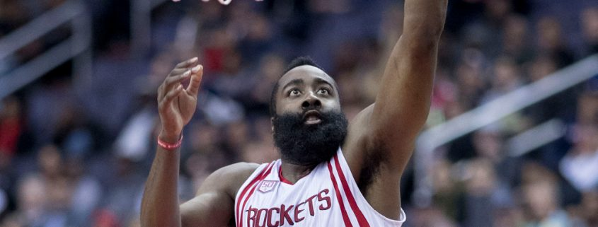 plantilla Houston Rockets 2018-19: James Harden
