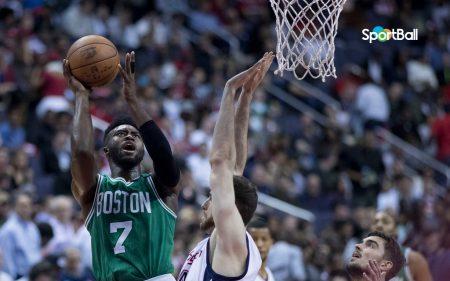 plantilla Boston Celtics 2018-19 Jaylen Brown