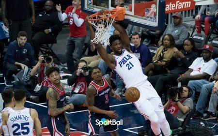 plantilla Philadelphia Sixers 2018-19: Joel Embiid