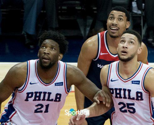 plantilla Philadelphia Sixers 2018-19: Joel Embiid y Ben Simmons
