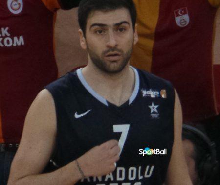 plantilla Monbús Obradoiro 2018-19: Kostas Vasileiadis