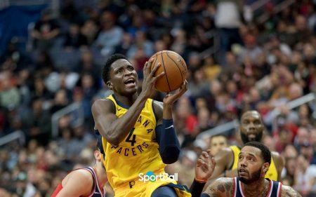 plantilla Indiana Pacers 2018-19: Victor Oladipo