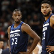 plantilla Minnesota Timberwolves 2018-19: Andrew Wiggins y Karl-Anthony Towns