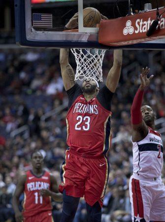 Plantilla New Orleans Pelicans 2018-19