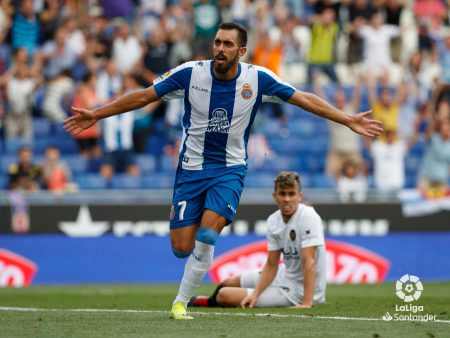 Espanyol 2 Valencia 0 2018-19