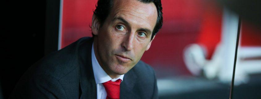 cómo juega el Arsenal de Emery 2018-19