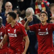 equipos ingleses en Champions: Liverpool