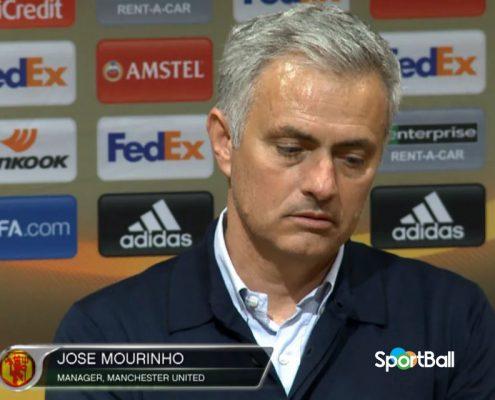 crisis del Manchester United Jose Mourinho