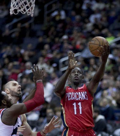 Jrue Holiday será clave en la plantilla de New Orleans Pelicans 2019-20.