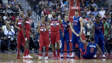 plantilla Detroit Pistons 2018-19