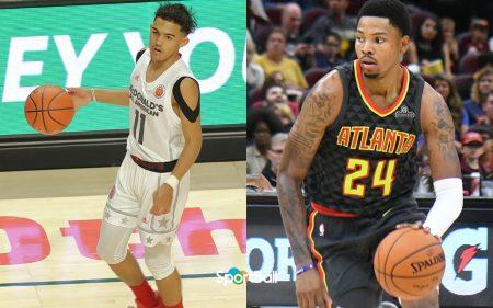 plantilla Atlanta Hawks 2018-19: Trae Young y Kent Bazemore