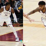 plantilla Brooklyn Nets 2018-19 Hollis-Jefferson y D'Angelo Russell