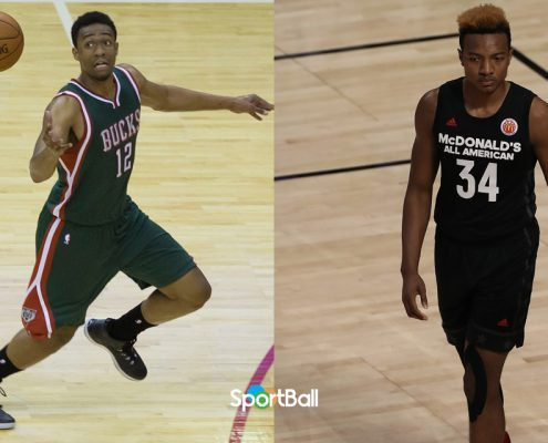 plantilla Chicago Bulls 2018-19 Parker y Wendell Carter Jr.