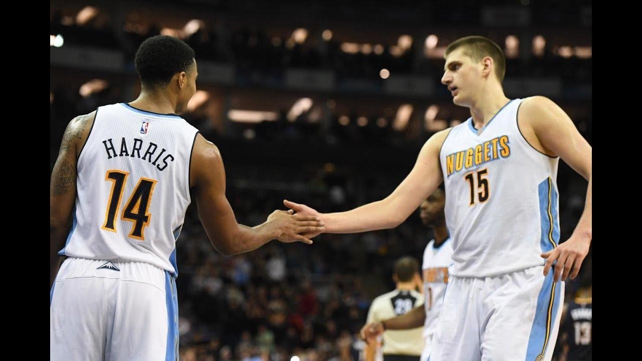 plantilla Denver Nuggets 2018-19: Gary Harris y Nikola Jokic