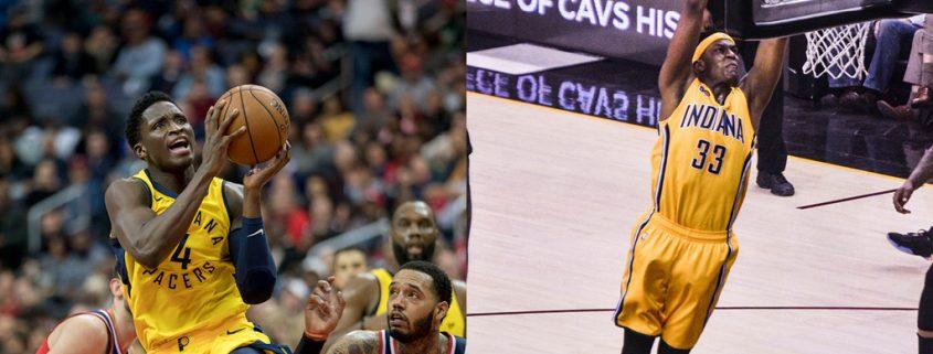 plantilla Indiana Pacers 2018-19: Victor Oladipo y Myles Turner