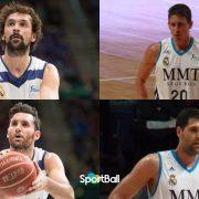 plantilla Real Madrid Baloncesto 2018-19: Llull, Carroll, Rudy y Reyes