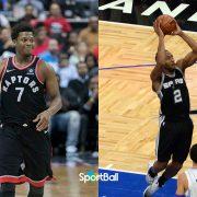 plantilla Toronto Raptors 2018-19: Lowry y Leonard
