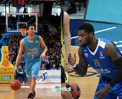 plantilla Unicaja Málaga 2018-19: Jaime Fernández y Mathias Lessort
