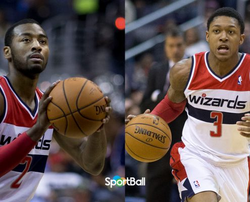 plantilla Washington Wizards 2018-19: John Wall y Bradley Beal