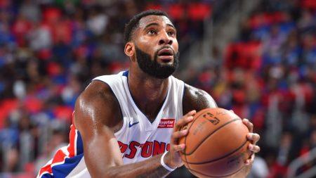 Mejores pívots de la NBA: Andre Drummond