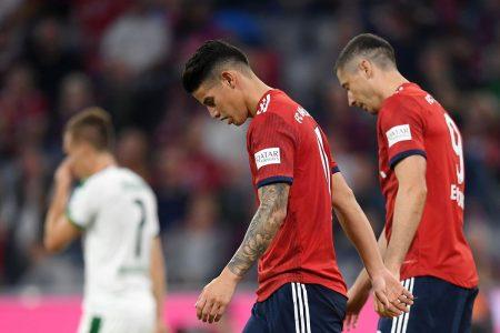 Bayern 0 M'Gladbach 3