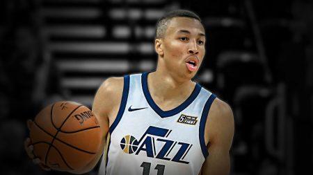Dante Exum Utah Jazz