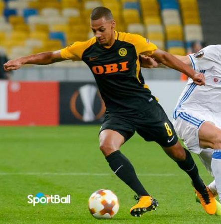 Djibril Sow Young Boys