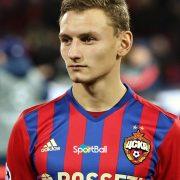 plantilla del CSKA Moscu 2018-19: Fedor Chalov
