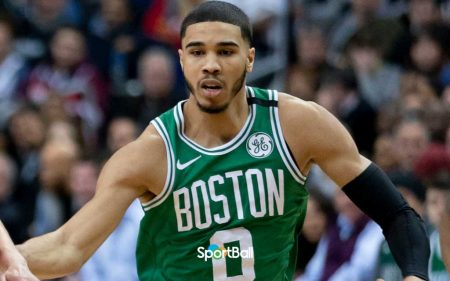 Mejores aleros de la NBA: Jayson Tatum