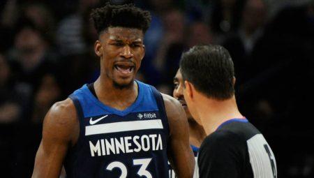 traspasos de la NBA 2017-18: Jimmy Butler