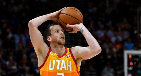 Mejores aleros de la NBA: Joe Ingles