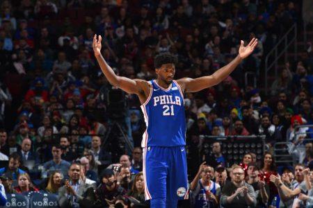 Mejores pívots de la NBA: Joel Embiid