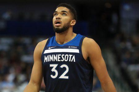 Mejores pívots de la NBA: Karl-Anthony Towns