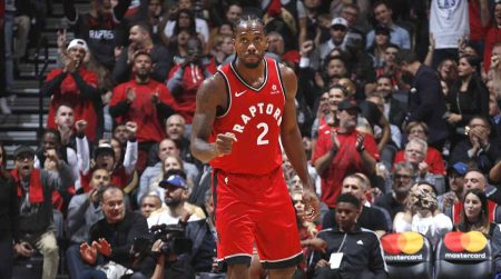 Mejores aleros de la NBA: Kawhi Leonard