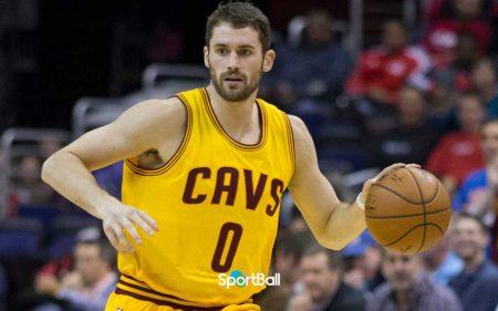 Mejores ala-pívots de la NBA: Kevin Love
