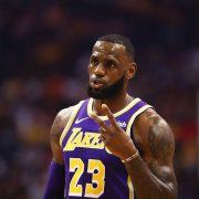 Mejores aleros de la NBA: LeBron James
