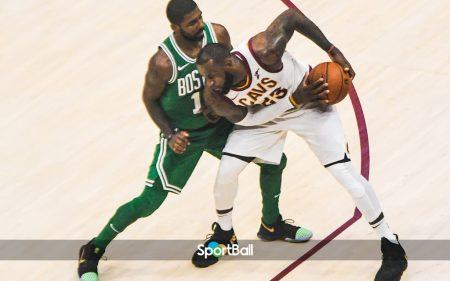 traspasos de la NBA 2017-18: Kyrie Irving