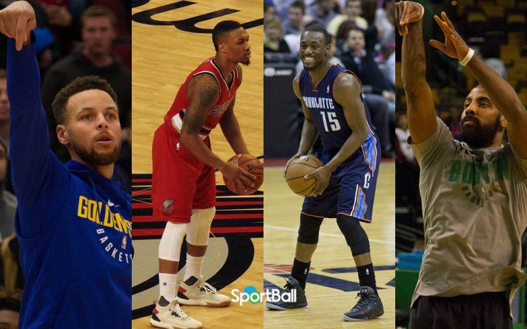 Los mejores bases de la NBA en la actualidad