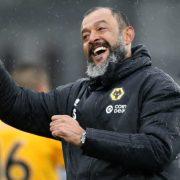 Nuno Espírito Santo, Manager of the Month en la Premier League con el Wolverhampton.